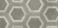 Honeycomb Tile Grey